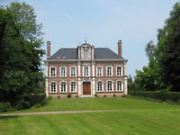 Exceptional eighteenth-century Manor in Normandy, near the romantic town of Etretat