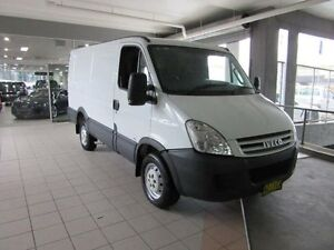 2007 Iveco Daily AGILE SWB LOW ROOF White Automatic Van Thornleigh Hornsby Area Preview