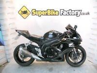 2008 08 SUZUKI GSXR600 K8