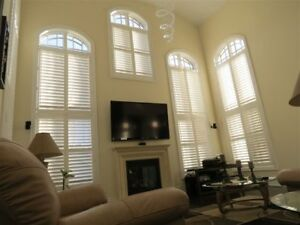 CALIFORNIA SHUTTERS MADE IN 7 DAYS!
