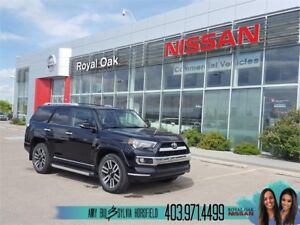 2015 Toyota 4Runner Limited ** LOADED WITH OPTIONS **