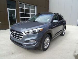 2017 Hyundai Tucson GLS SE AUTO Leather, Heated Seats, Rearview