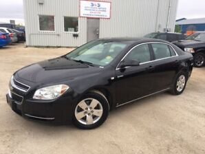 2008 Chevrolet Malibu HYBRID-LOADED-ALLOYS