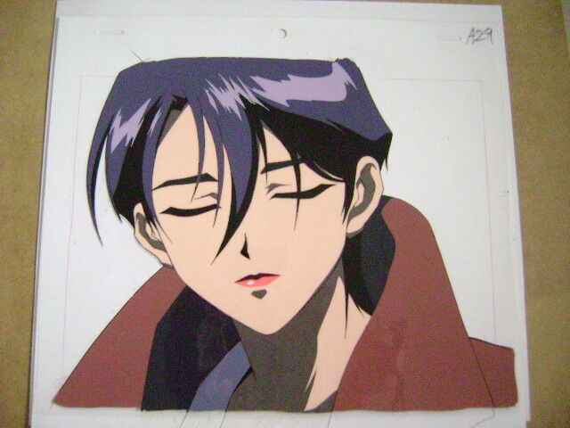 COWBOY BEBOP ALISA ANIME PRODUCTION CEL 2
