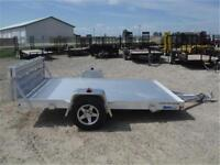 6 x 10 ALL-ALUMINUM Utility Trailer by Cargo Pro *TAX IN PRICE*