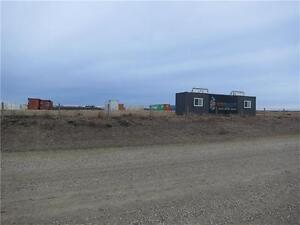 7.17 Acres with Highway 2 Frontage near Carstairs