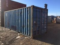 AS-IS 20ft Seacan Container - $1975  (3541734)