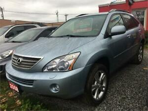 2008 Lexus RX 400h AWD & HYBRID  ( BLOW OUT SALE )