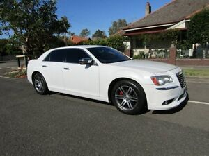 2012 Chrysler 300C LE MY08 3.5 V6 5 Speed Automatic Sedan Leichhardt Leichhardt Area Preview