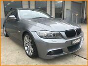 2010 BMW 320D E90 MY10 Executive Grey Auto Sports Mode Sedan Blacktown Blacktown Area Preview