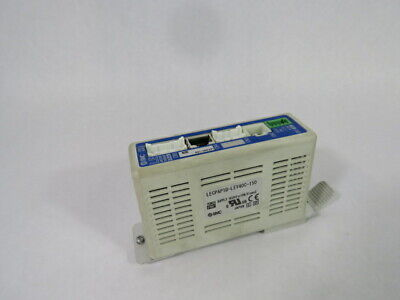 Smc Lecpap1d-ley40c-150 Dc Pulse Step Motor Driver Controller 24vdc Used