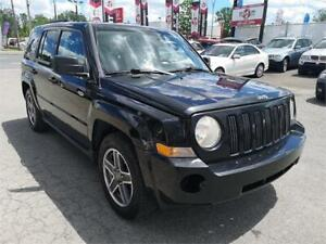 2009 Jeep Patriot North, 4X4, GROUPE ELECTRIC, MAGS, A/C, 2.4L