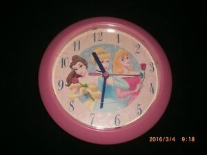 horloge de princesse pour fille Québec City Québec image 1