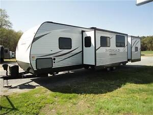 TRAVEL WHERE THE JOURNEY TAKES YOU IN THE NOMAD 308BH
