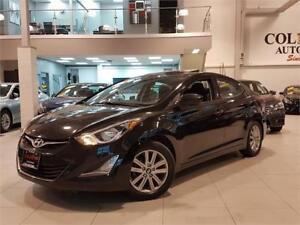 2016 Hyundai Elantra SPORT-AUTO-SUNROOF-CAMERA-ONLY 38KM