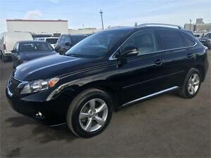 2010 Lexus RX 350 AWD w/ NAVIGATION, SUNROOF, LEATHER