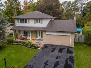 2-Storey Detached Home W/ 4 Bdrms + Fin'd Bsmnt