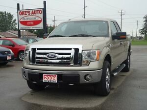 2009 Ford F-150 FX4 SuperCab 6.5-ft. Bed 4WD