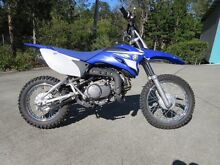 Yamaha TTR 110 Anstead Brisbane North West Preview