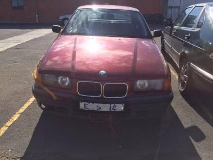 BMW 1994 318i E36 Sedan With 6cyl Conversion Auto