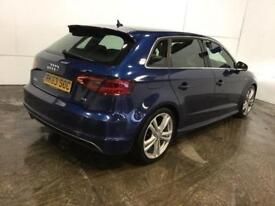 2013 Audi A3 1.6TDI Sportback S Line BUY FOR ONLY £43 A WEEK *FINANCE*