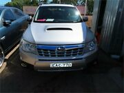 2011 Subaru Forester S3 MY11 XT AWD Premium Silver 5 Speed Manual Wagon Minchinbury Blacktown Area Preview