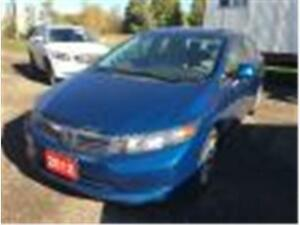 2012 Honda Civic LX | Bluetooth | Cruise | All Power