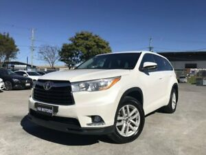 2016 Toyota Kluger GSU55R GX (4x4) White 6 Speed Automatic Wagon Coopers Plains Brisbane South West Preview