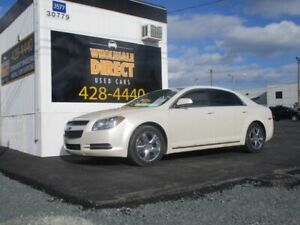 2011 Chevrolet Malibu SEDAN LT Platinum Edition 2.4 L