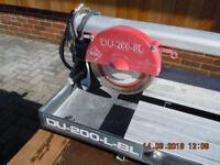 RUBI Tile cutter. DU-200-L-BL