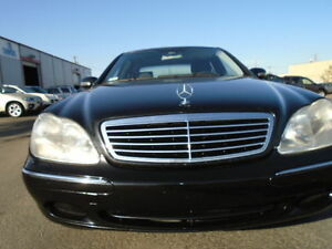 2002 Mercedes-Benz S-430 LUXURY PKG-NAVI-LEATHER-SUNROOF-AMAZING