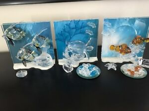 SWAROVSKI - WONDERS OF THE SEA COLLECTION