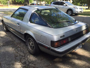 1984 Mazda GSL Coupe (2 door) PARTING OUT