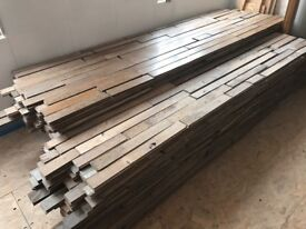 Antique French Oak Parquet Flooring