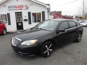 2012 Chrysler 200 LX Sedan Runs Great Only $4995 New MVI