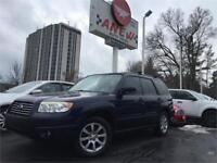 2006 Subaru Forester 2.5XS Prem CERTIFIED ONE OWNER NO ACCIDENTS Kitchener / Waterloo Kitchener Area Preview