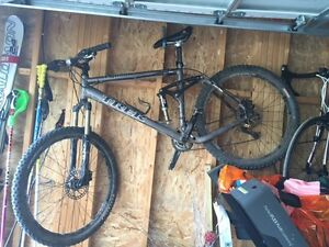 Trek Liquid mountain bike