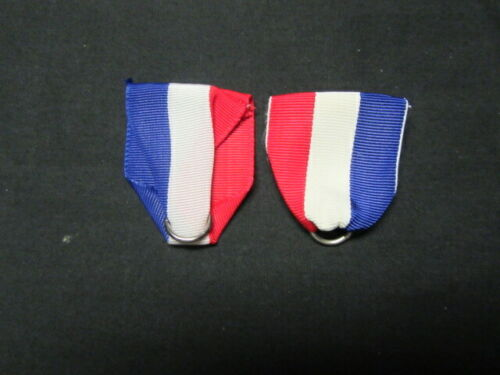 Replacement Red, White & Blue Ribbon without Pin     c53