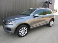 2013 VW Touareg 4Motion TDI **CLEAN DIESEL**