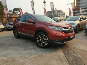 2018 Honda CR-V RW MY18 VTi-LX 4WD Red 1 Speed Constant Variable Wagon Hornsby Hornsby Area Preview