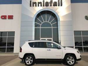 2014 Jeep Compass High Altitude 4x4 Heated Seats