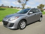 2011 Mazda 3 BL10F2 Neo Activematic Silver 5 Speed Sports Automatic Hatchback Old Reynella Morphett Vale Area Preview