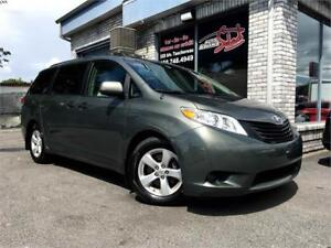 2011 Toyota Sienna LE V6 Aileron 7 Passagers
