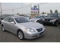 2009 Lexus ES 350**NAV**BACKUP CAMERA*3 YEAR WARRANTY INCLUDED**