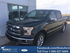 2015 Ford F-150 Lariat LOADED! $339.26 b/weekly.