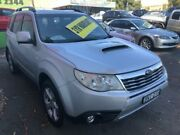 2009 Subaru Forester S3 MY10 XT Premium Silver Sports Automatic Wagon Lidcombe Auburn Area Preview