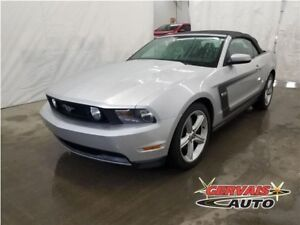 Ford Mustang GT V8 Convertible Cuir MAGS 2012