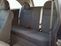 Corsa c sxi 2004 silver seat belts good condition 3 door 07594145438