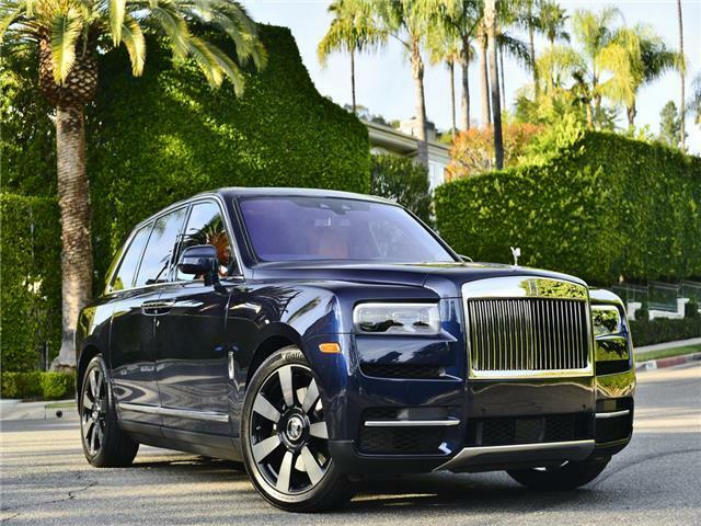 Image 1 Coche Americano usado Rolls-Royce Cullinan 2020