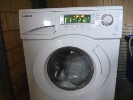 SAMSUNG 7KG FRONT LOADER TOP CONDITION Balga Stirling Area Preview